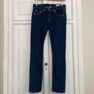 Rag & Bone, skinny heritage jean